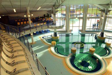 Fejlesztéseket terveznek a sárvári fürdőben