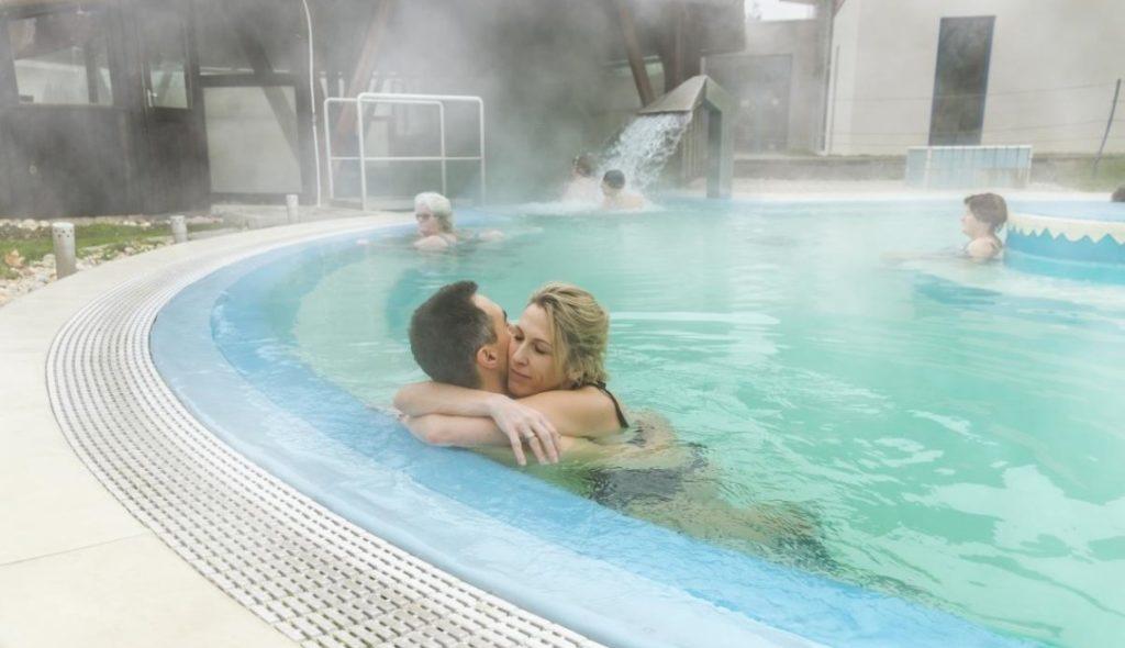Lenti Termálfürdő szabadtéri medence