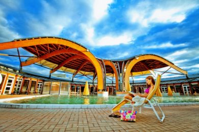 Bükfürdő - Gyógy- és élménycentrum