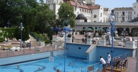 Budapest - Gellért Gyógyfürdő