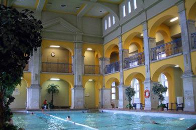 Budapest - Rudas Gyógyfürdő