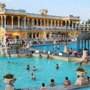 Budapest - Széchenyi Gyógyfürdő