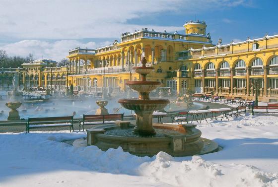 Széchenyi Gyógyfürdő (fotó)