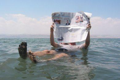 Ezért érdemes magas sótartalmú vízben fürödni