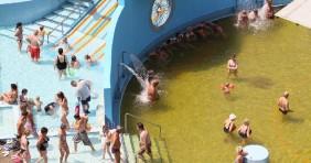 Mórahalom - Szent Erzsébet Gyógyfürdő