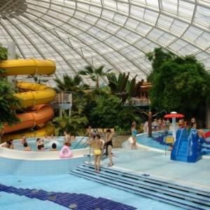 Aquaticum fürdő Debrecen
