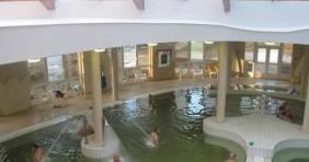 Gyógyhatású a Bocskai Fürdő vize