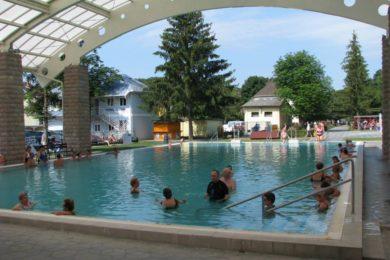 Bogács: fejlesztések a termálfürdőben és a környékén