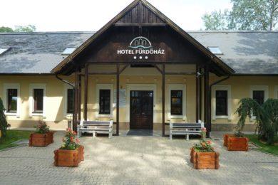 Nyíregyháza Sóstógyógyfürdő - Fürdőház
