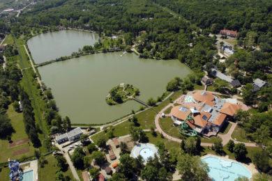 Sóstógyógyfürdői szálloda: sikeres tervpályázat