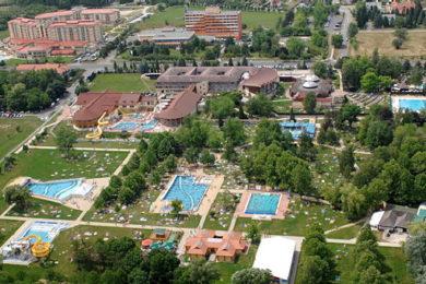Zalakaros: új szálloda épül a termálfürdő mellett