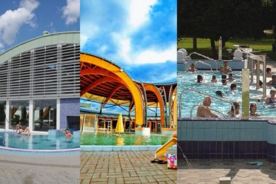 50 éves termálfürdők