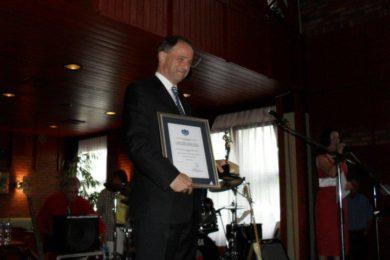 Büki és sárvári szállodaigazgatót díjaztak