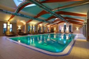 Kolping Hotel: a wellness-részleg használata is a csomagajánlatok része