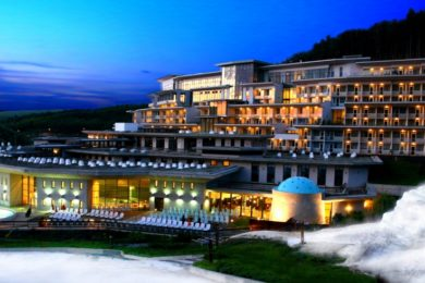 Pár napra bezár a Saliris Resort