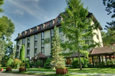 Felújítják a gyulai hotelt