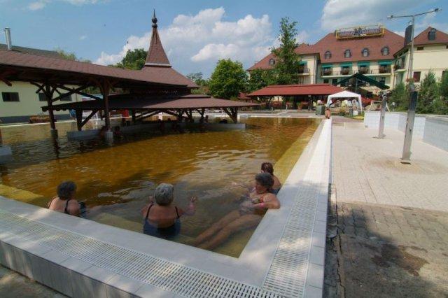 Balmazújvárosi termálfürdő (fotó)