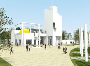 Zalakarosi látogatóközpont