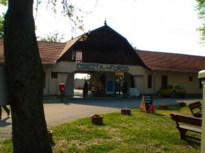 A Csiszta Fürdő bejárata