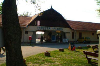 A Csiszta Fürdő bővítését tervezik