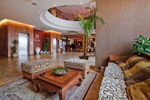 Hotel Caramell lobby