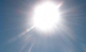 napsütés
