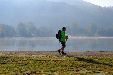 Nordic walking túraútvonalak Zalakaroson