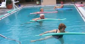 Víz alatti gyógytorna: mire jó?