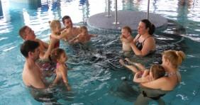 Termálfürdős programok: aqazumba, fürdőparty és babaúszás