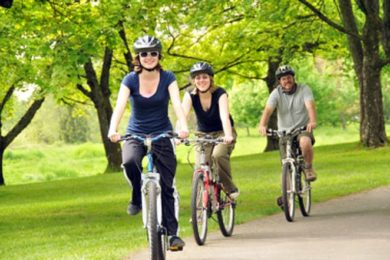 Biciklis centrum nyílik Zalakaroson
