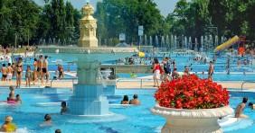 Startra készek a budapesti fürdők