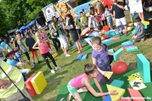 Gyermekprogram a tavalyi Friss Fesztiválon