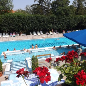 Hotel Aquamarin*** Hévíz