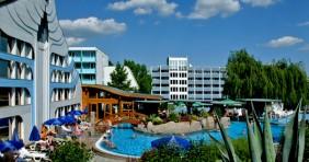 Egy hévízi szállodát nagyon kedvelnek a németek