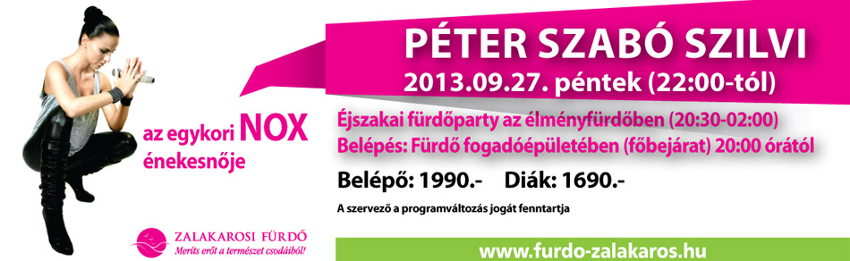 Péter Szabó Szilvia