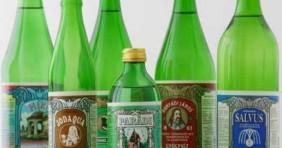 Palackozott gyógyvizek ivókúrákhoz