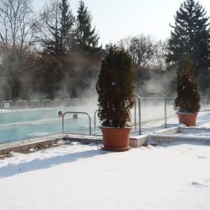 Hotel Aquamarin télen