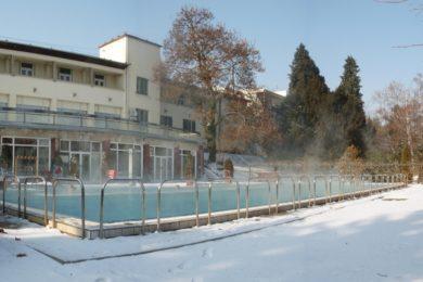 Téli akciók Hévízen a Hotel Aquamarinban