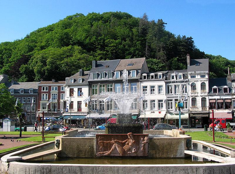 Spa város Belgiumban