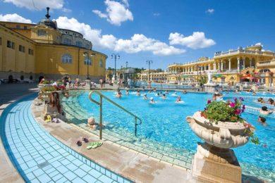 Felújítják a Széchenyi Gyógyfürdőt