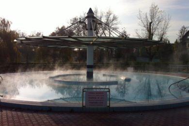 Újból látogatható az egyik budapesti termálfürdő