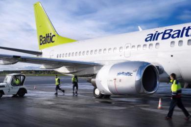 Nem repül az Air Baltic Hévízre