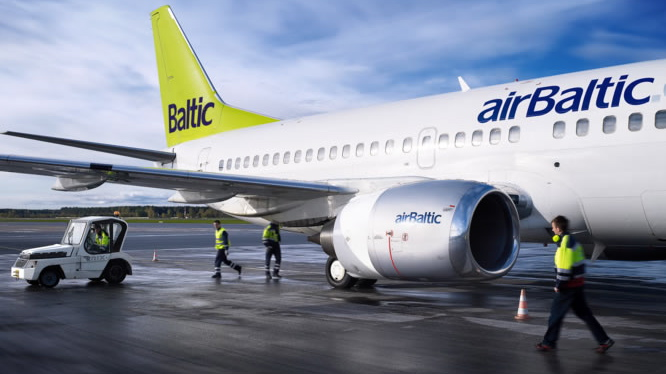 Air Baltic Hévíz