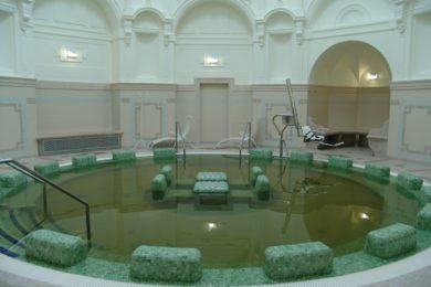 Szeged - Anna Gyógyfürdő