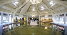 Pénteken nyitott az új debreceni termálfürdő