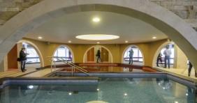 Első képek az új debreceni gyógyfürdőről