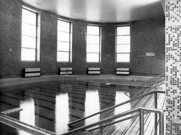 Dandár Fürdő régen
