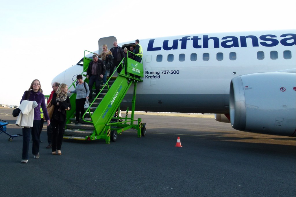 Lufthansa Hévíz