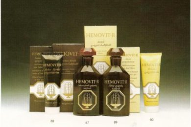 Eltűnt gyógyvizes márka: Hemovit