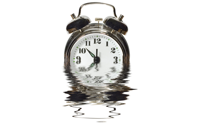 gyógyvíz óra